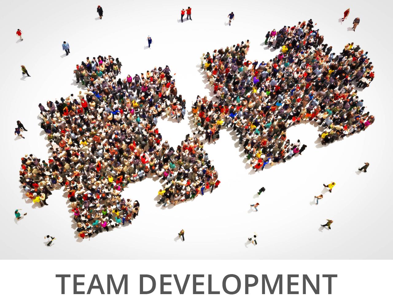 team development aoidos leadership